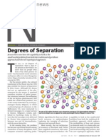 Degree Separation