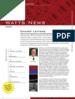 Watts News 2006