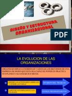 05.- estructura y dise+¦o organizacional exposicion
