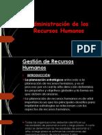 06.- Administracion de Recursos Humanos