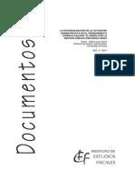 LAZO VITORIA, Ximena. La racionalización de la actuación administrativa en el ordenamiento jurídico italiano