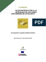Iniciativa Estrategica Per a La Gestio Integrada de Les Zones Costaneres de Catalunya