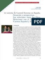FARIÑA, Luciano. El sistema de Control Externo en España.