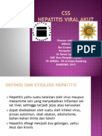 hepatitis akut