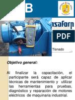 Mantenimiento en Motores Eléctricos     ppt 1