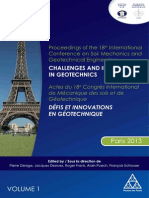 International Soil Mechanics and Geotechnic Conference Proceedings