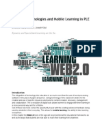 chapter 3  web 2 0 technologies and mobile learning in ple and onle