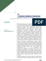 Degradasi Komponen Lignoselulosa