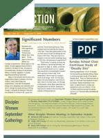 September 3, 2009 Newsletter