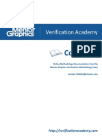 Uvm Cookbook Complete Verification Academy