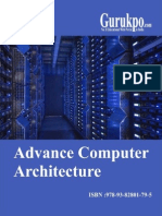 Advanced Computer Architecture