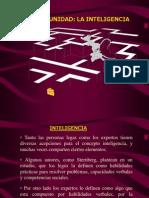 Inteligencia Primera Parte 2006