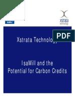 IsaMill Carbon Presentation BHPB Nov 07