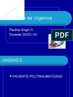 9-u2Enfermeria de Urgencia Clase 5 Politrauma