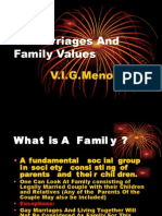 Family Values 1