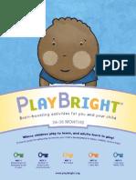 Playbright 24 - 36 Months