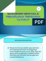 III. Manajemen Bencana & Kese Darurat - Copy