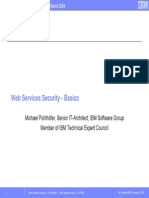 WS-Security Basics 2004-11-24