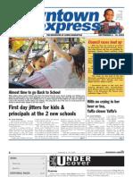 September 4, 2009 Downtown Express