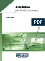 Agenda estadística recursos naturales de méxico