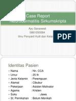 Case Report (Neurodermatitis)