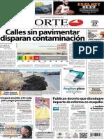 Periódico Norte de Ciudad Juárez 27 de Diciembre de 2013