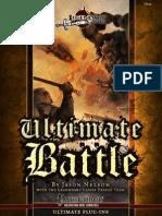 Ultimate Battle Color