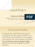 Housekeeping Basics
