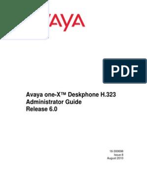 Avaya Administration Guide | I Pv6 | Web Server