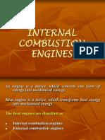 I.C ENGINES