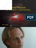 David Wilcock~Un Interviu Exceptional