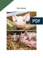 Pig Nursery Crates