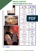 Hebrew Biblical Word Puzzles 1