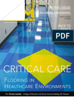 CAM Magazine September 2009 - Flooring, Construction Law/Bonding