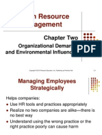Human Resource Mgmt Ch 2 Revised