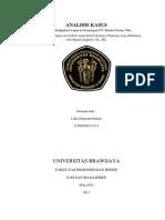 Skandal Manipulasi Laporan Keuangan PT