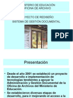 MINISTERIO DE EDUCACIÓN  DE CHILE-2008