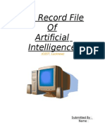 119096576 AI Lab Programs