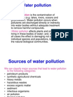 essay earth pollution water pollution pollution water pollution