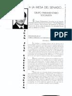 Proposición de Ley Socialista 1999