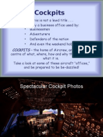 Best Cockpit Photos in Aircraft