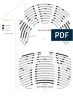 Seating Chart Reservations