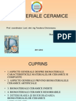 BIOMATERIALE CERAMICE IAC