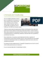 L'Orchestra del Crowdfunding