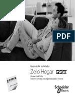 8702N_Manual_instalador Zelio Hogar Gsm