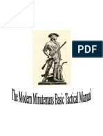 the modern minuteman's basic manual