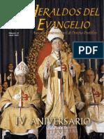 Revista Heraldos del Evangelio número 21