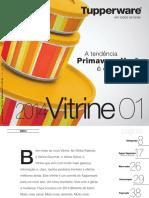 Vitrine 01.2014 Tupperware