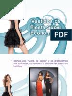 Vestidos de Fiesta Súper Económicos