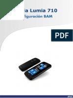 Config BAM Lumia710